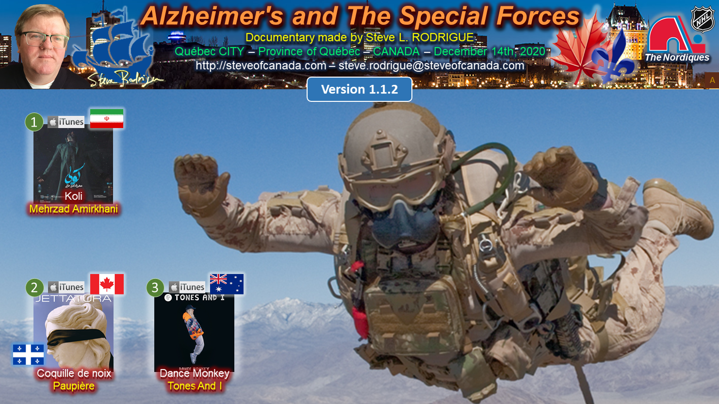 Alzheimer's and the Special Forces